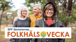 SPF Seniorernas Folkhälsovecka 17-21 maj 2021