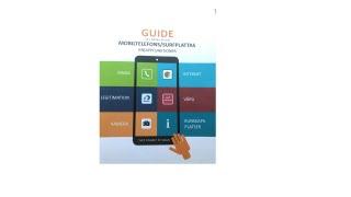 Guide Mobiltelefon/surfplatta