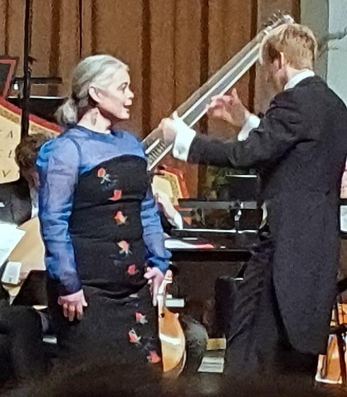 Maria Keohane, sopran