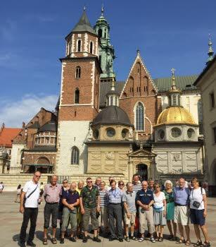 Kyrkan vid Wawel slott
