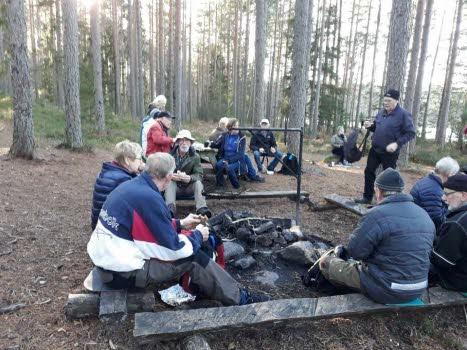 201106 Vandring på Sörmlandsleden