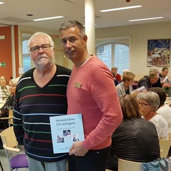 Tord Juszczak och Magnus Zetterström