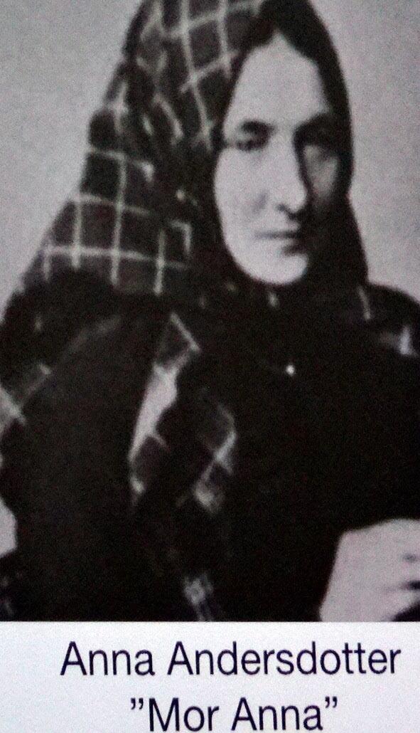 Mor Annas ask innehöll en handkassa på 5 milj i dagens penningvärde