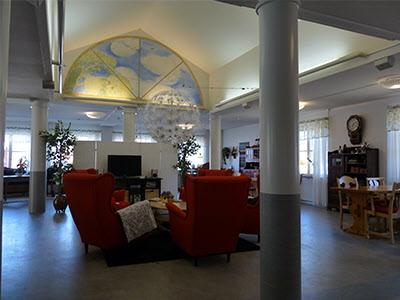 Vallgårdens samlingsrum