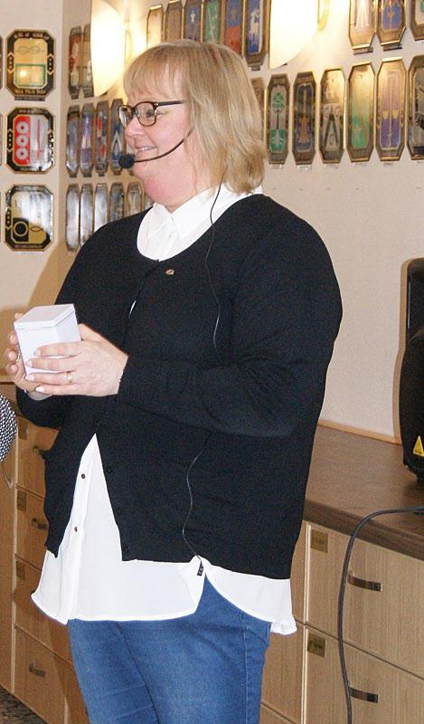 Christine Gustafsson