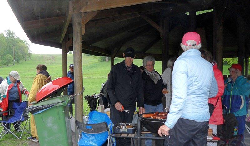 Grillmästarna Karin och Per Jonsson