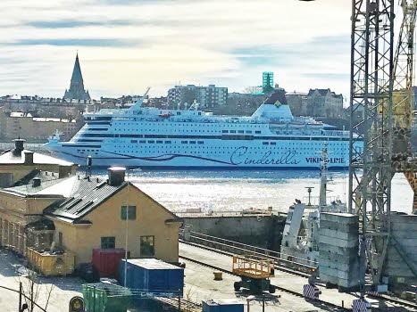 Abba o Åland april 2017