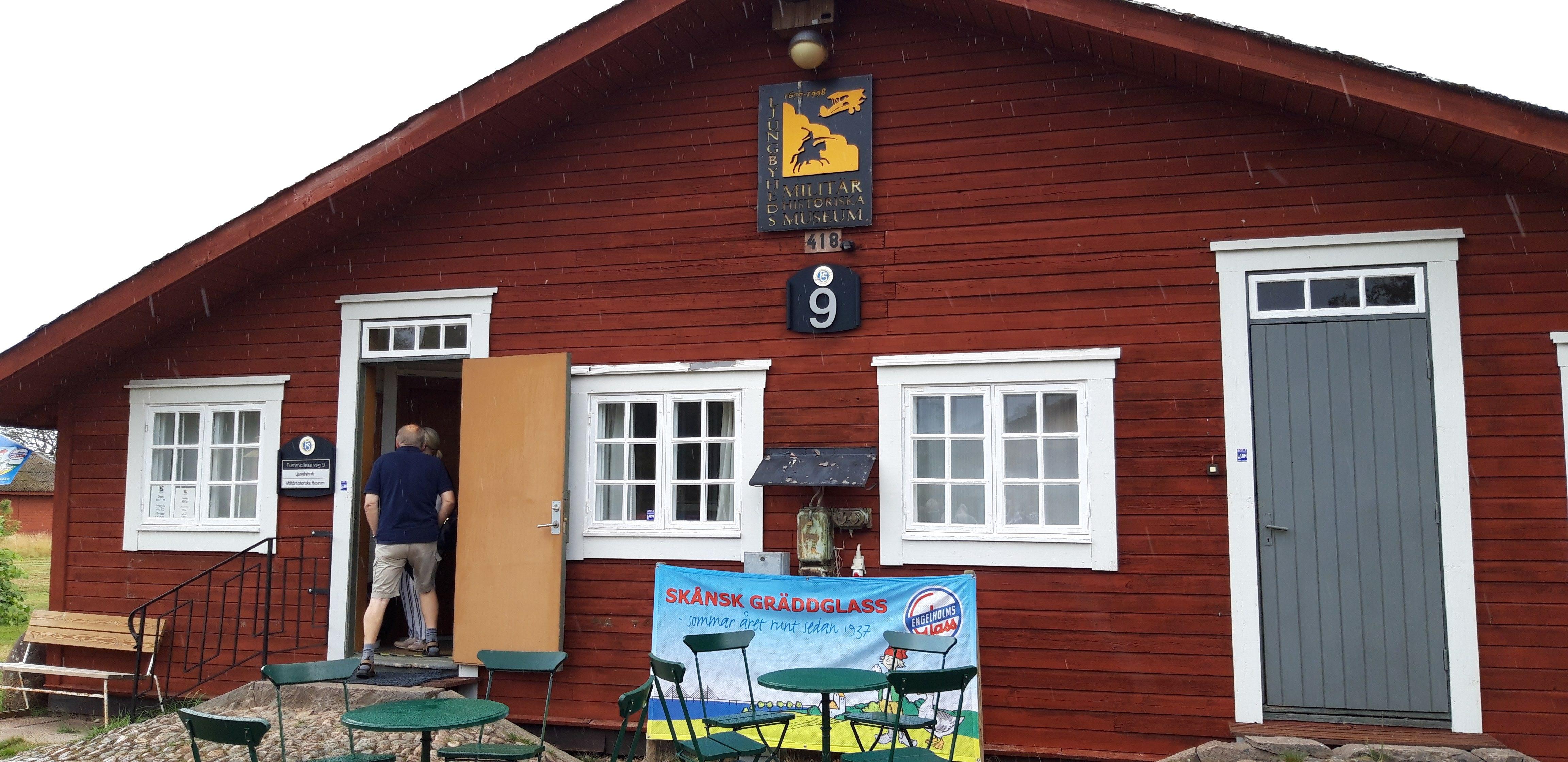 Ljungbyheds flygmuseum