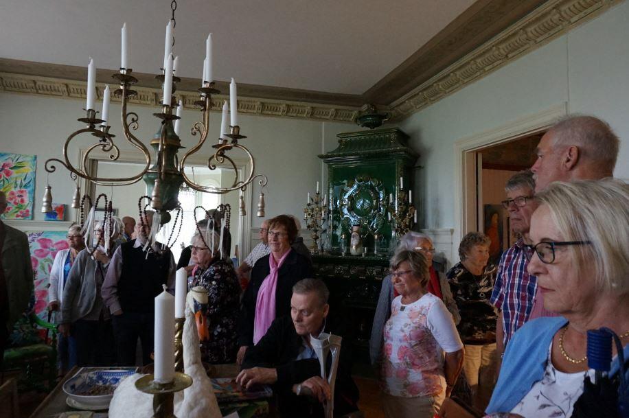 Hemma hos Lena o Gösta (Foto: Karin Forsgard)