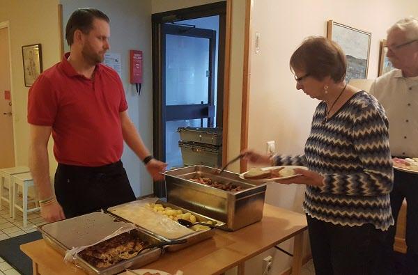 Busiz kocken, Runa och Olle