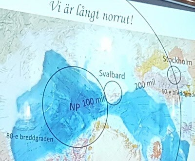 Stockholm-Svalbard 200 mil