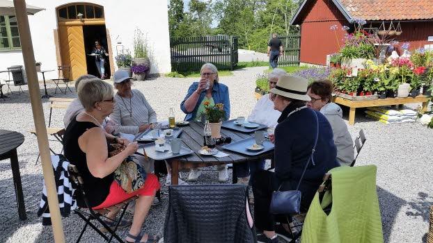 Caféutflykt 170712