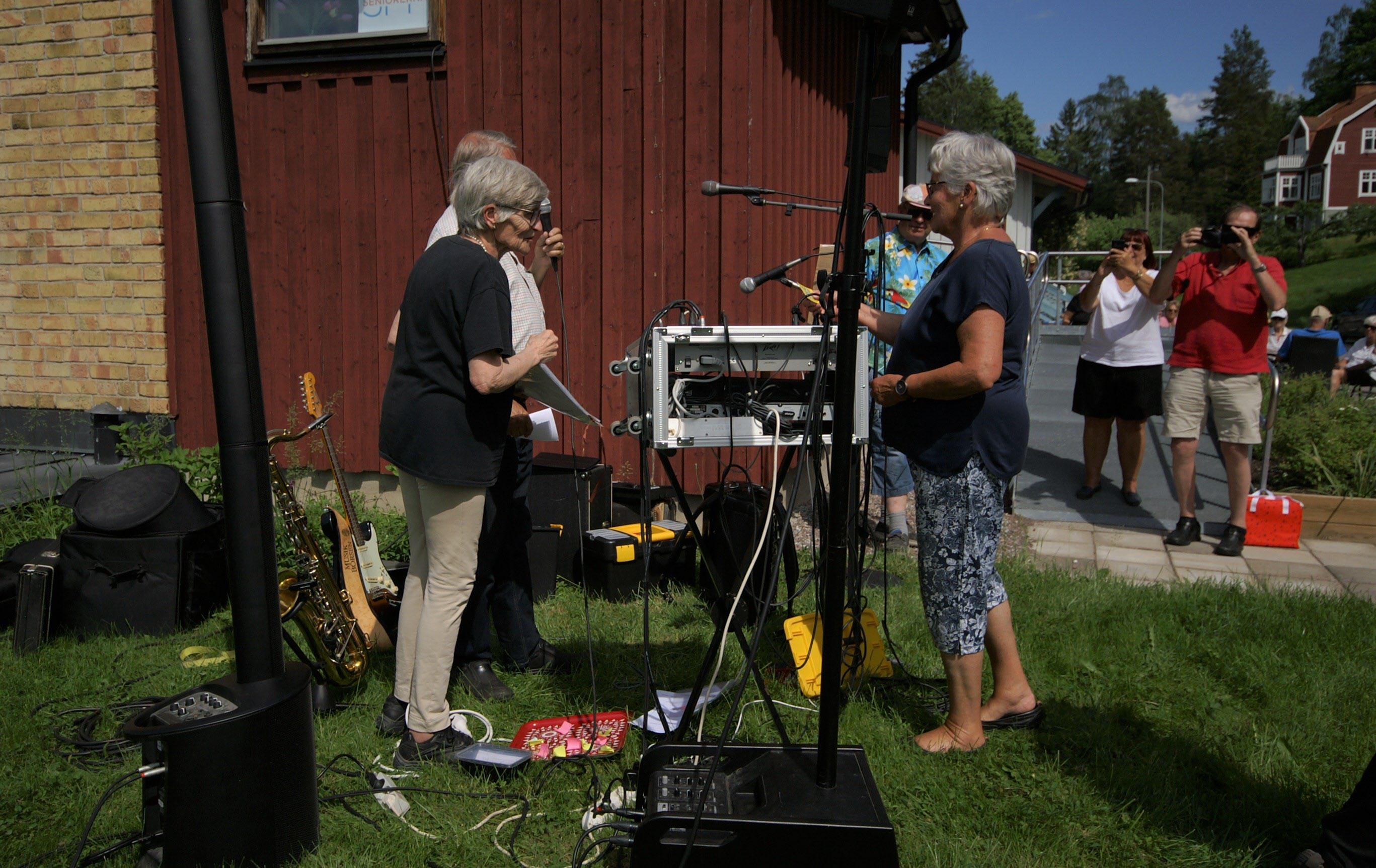 Andrapristagaren Ulla-Britt Larsson