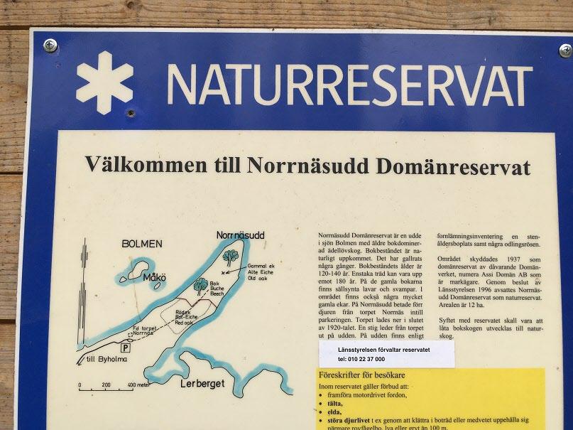 Promenad i Norrnäs Byholma