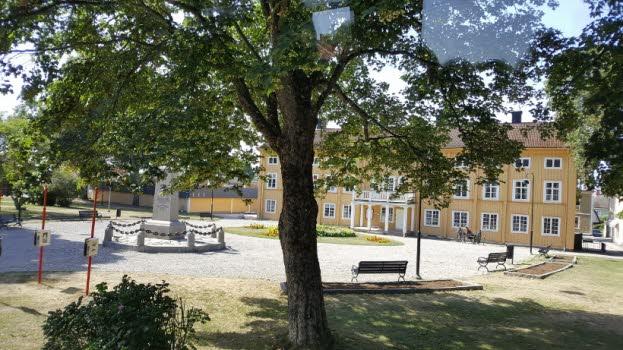 Sommarresa till Malmköping 20180808