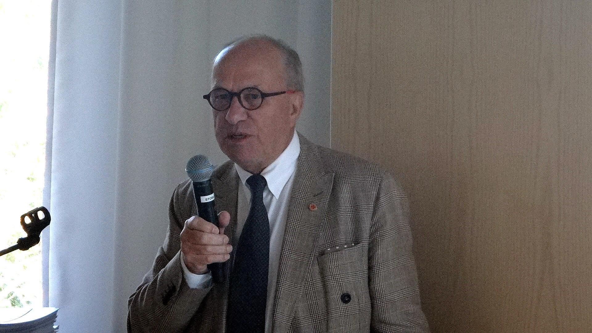 Peter Löfgren berättar om sjöräddningen i Sverige och i Askim