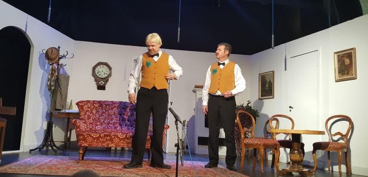 Charleys tant, teater i Vadsbro