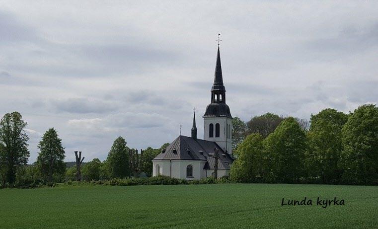 Lunda kyrka.