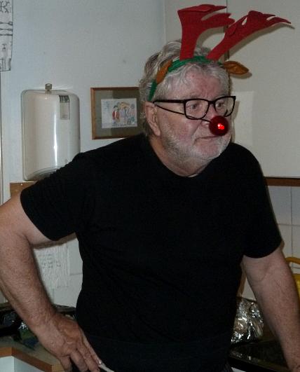 Bosse föreningens egen Rudolf!