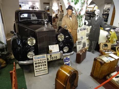 Motala motormuseum uttflykt