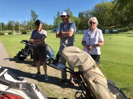 golf 2017 Vår