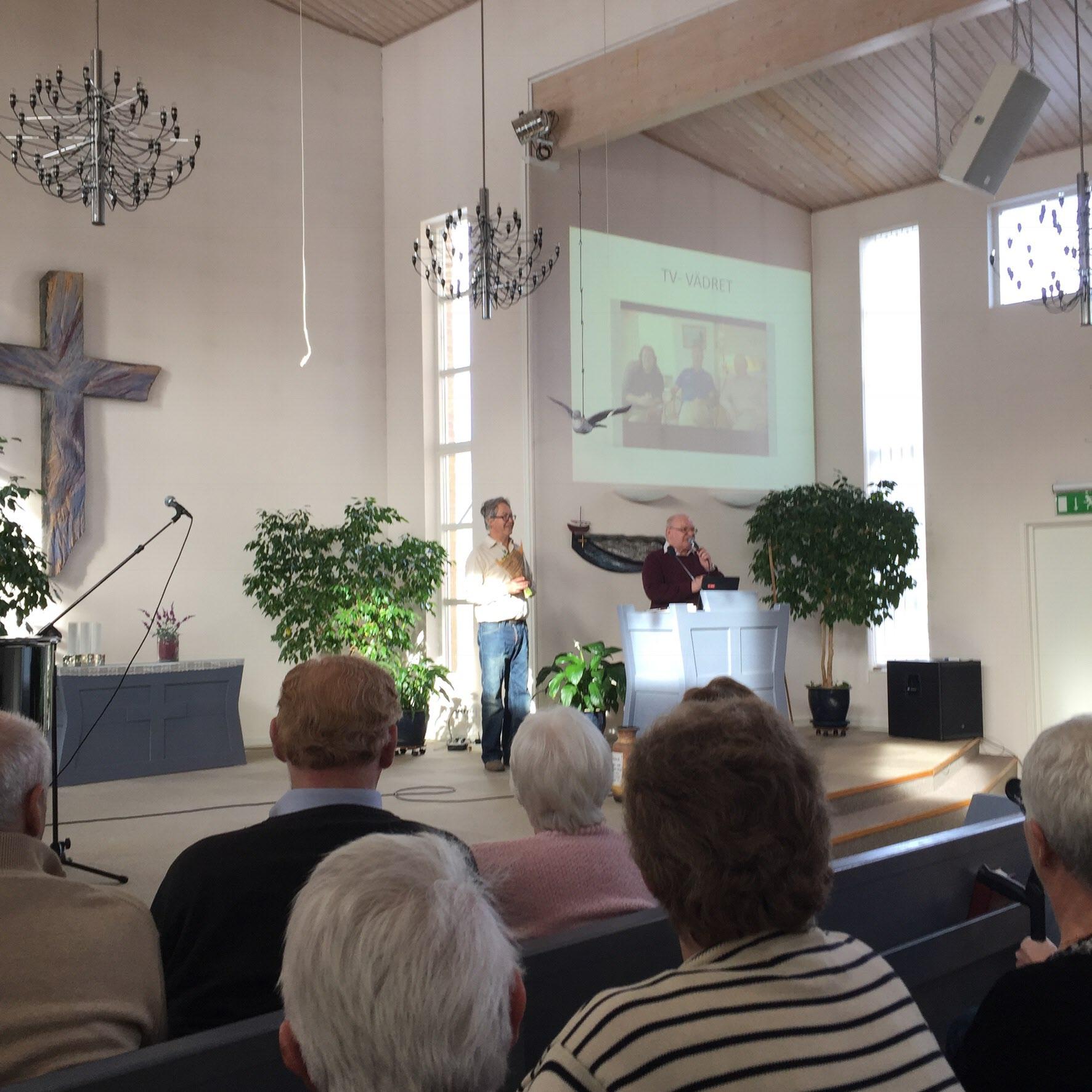 Tack till dagens föreläsare Mats Andersson