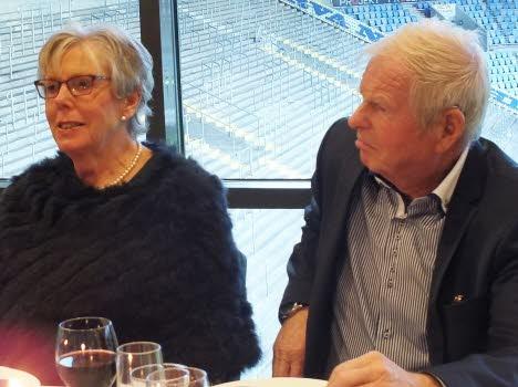SPF D:t Olof 40 år