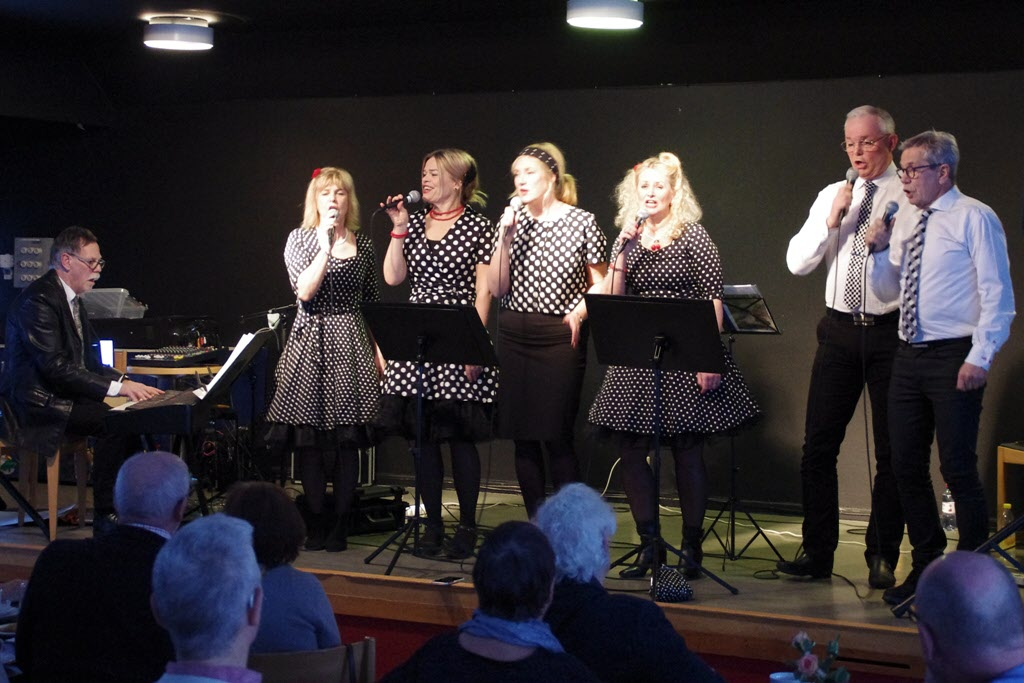 Java Joy Singers