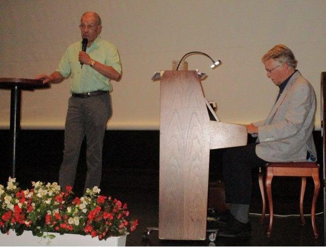 Rolf Wenander och Torgny Samuelsson