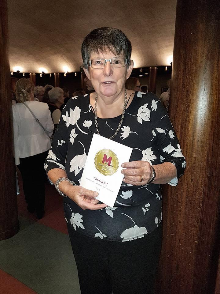 Stort tack till alla er SPF Seniorer som röstade på mig!