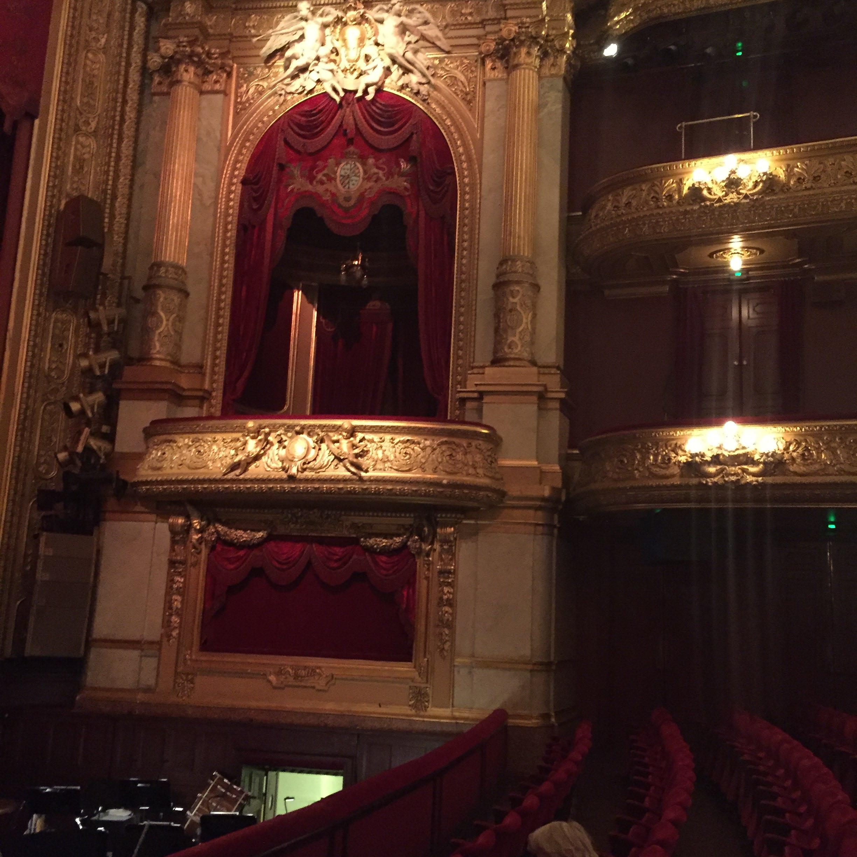 Interiör från Kungl. Operan