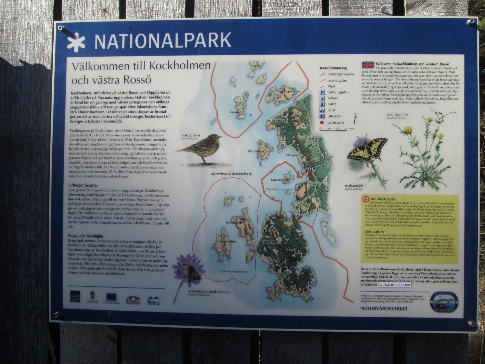 Ett härligt naturreservat