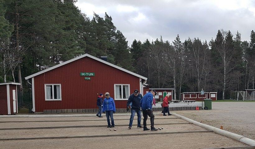 Boule på IK Tun 201119