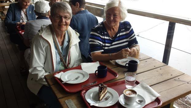 Caféutflykt till Norsholm
