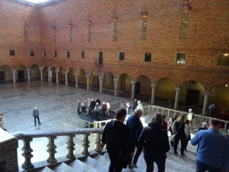 Resa till Stadshuset & Nationalmuseum