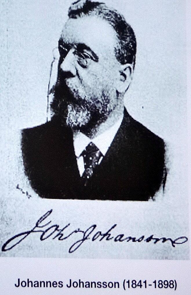 Av Annas söner startade Johannes Gamlestaden, Claes Krokslätts fabriker och August Gårda fabriker