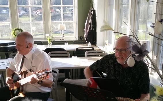 Lasse och Peter