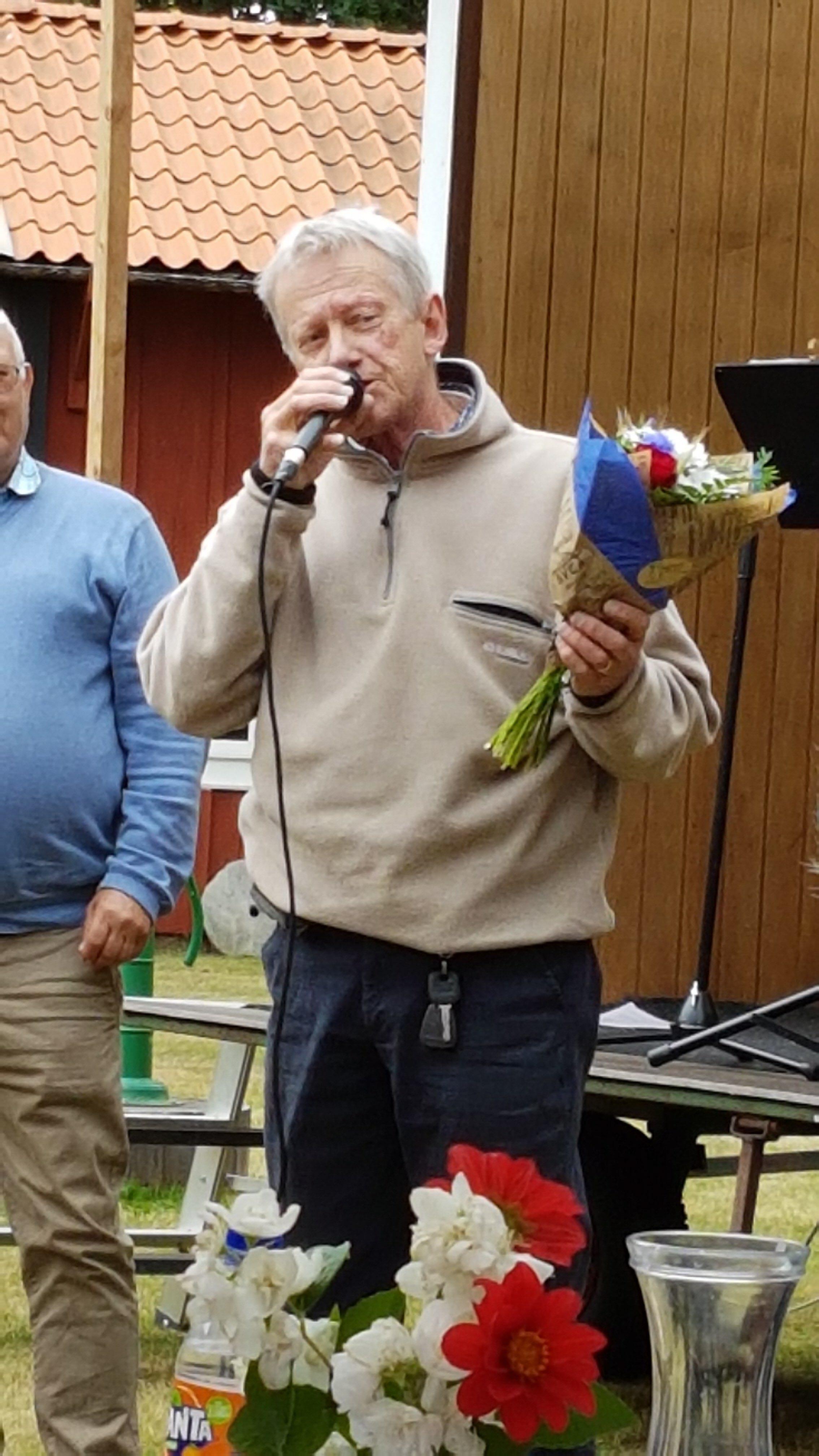 Lars Johansson från Brittatorp