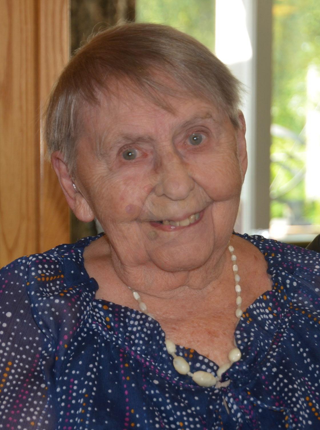 Edith Winbo 100 år