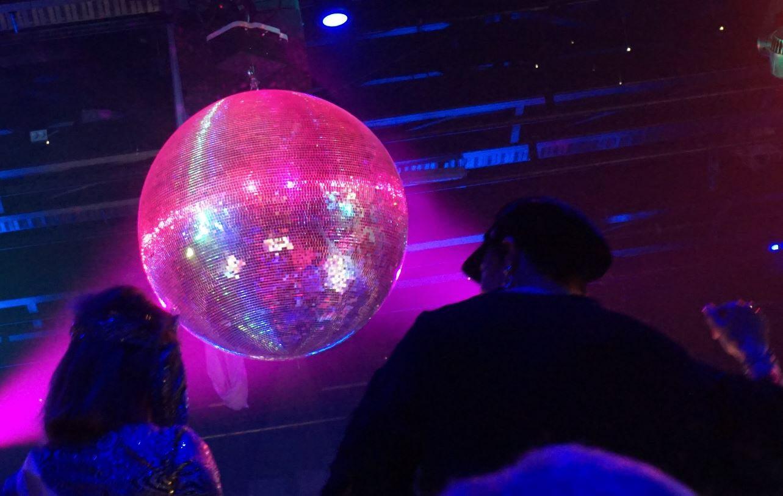 Lite discokänsla