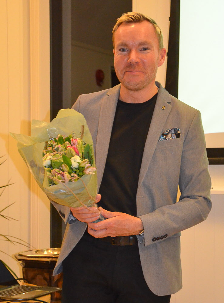 Mikael Borenholts, vice vd Swede Ship