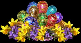 En Glad och trevlig påsk!