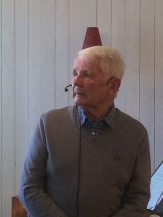 Roland Antehag talar industrihistoria