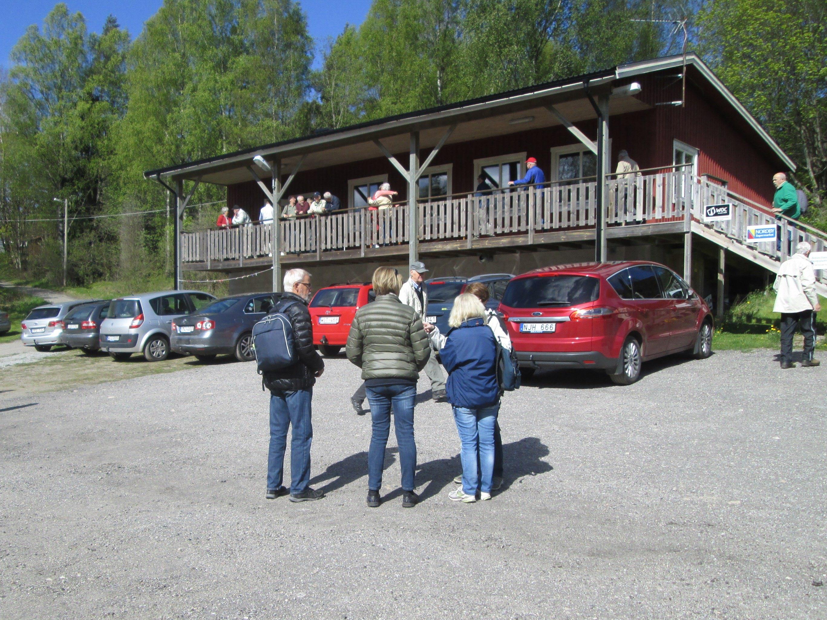 Idefjordens klubbstuga