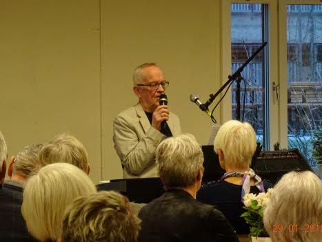 SPF Månadsmöte med Gunnar Sandevärn