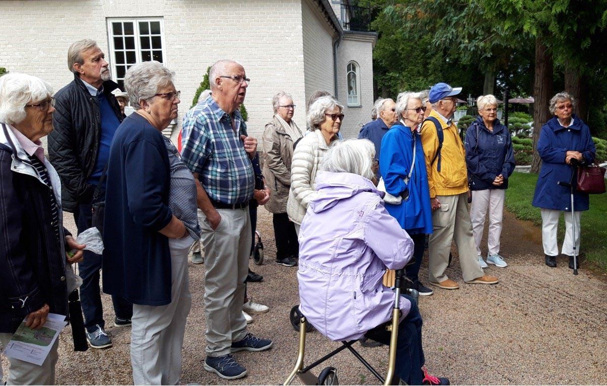 Medlemmar blir informerade om Norrviken