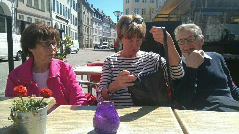 Oslo Köpenhamn