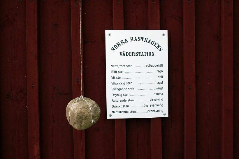 Väderstation