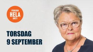 Kvinnor – i dag slutar ni få pension. Det är dags för#pensionhelaåret