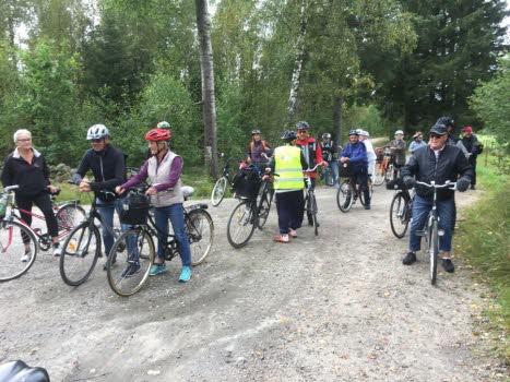 Cykling 20200831